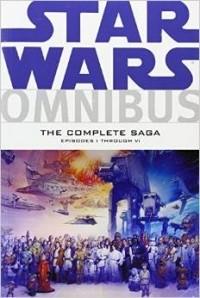 - Star Wars Omnibus: Episodes I - VI The Complete Saga