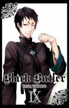 TOBOSO Yana - Black Butler Vol.9