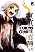 Sui Ishida - Tokyo Ghoul, Volume 6
