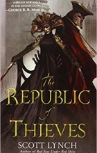 Scott Lynch - The Republic of Thieves