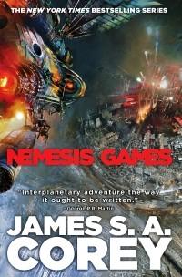 James S. A. Corey - Nemesis Games