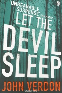 Джон Вердон - Let the Devil Sleep