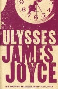 Джеймс Джойс - Ulysses