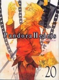 Jun Mochizuki - Pandora Hearts Volume 20