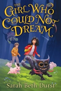 Sarah Beth Durst - The Girl Who Could Not Dream