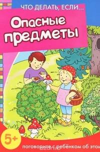 Н. Евдокимова - Опасные предметы