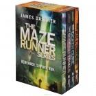Джеймс Дэшнер - The Maze Runner (комплект из 4 книг)