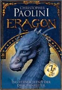 Christopher Paolini - Eragon. Das Vermächtnis der Drachenreiter