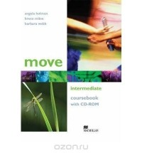 - Move Intermediate: Coursebook (+ CD-ROM)