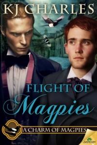 К. Дж. Чарльз - Flight of Magpies
