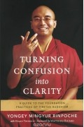 Йонге Мингьюр Ринпоче - Turning Confusion into Clarity: A Guide to the Foundation Practices of Tibetan Buddhism