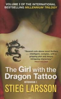 Стиг Ларсон - The Girl with Dragon Tattoo: Millennium I