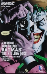 - Batman: The Killing Joke