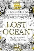 Джоанна Бэсфорд - Lost Ocean: An Inky Adventure & Colouring Book