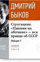 Дмитрий Быков - Лекция «Стругацкие. Пикник на обочине – вся правда об СССР».