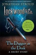 Jonathan Stroud - The Dagger in the Desk