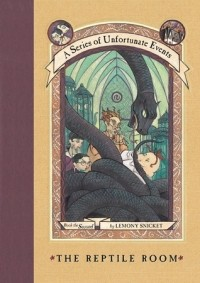 Lemony Snicket - The Reptile Room