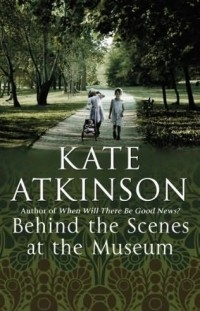 Kate Atkinson - Behind The Scenes At The Museum