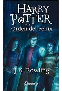 J. K. Rowling - Harry Potter y La Orden del Fenix