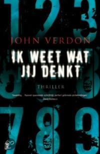 John Verdon - Ik weet wat jij denkt