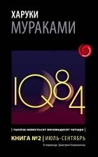 Харуки Мураками - 1Q84. Тысяча Невестьсот Восемьдесят Четыре. Книга 2. Июль - сентябрь