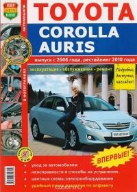 инструкция Toyota Аурис 2008 #11