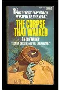 Roy Winsor - The corpse that walked (A Fawcett Gold Medal book)