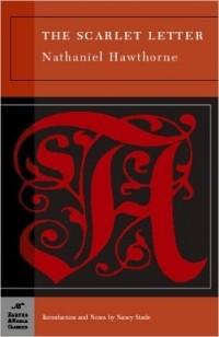Nathaniel Hawthorne — The Scarlet Letter