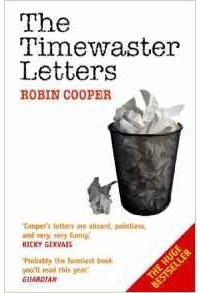 Robin Cooper - The Timewaster Letters