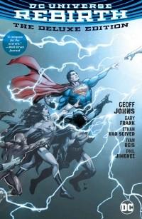 - DC Universe: Rebirth
