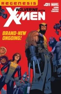 - Wolverine & the X-Men, Vol. 1