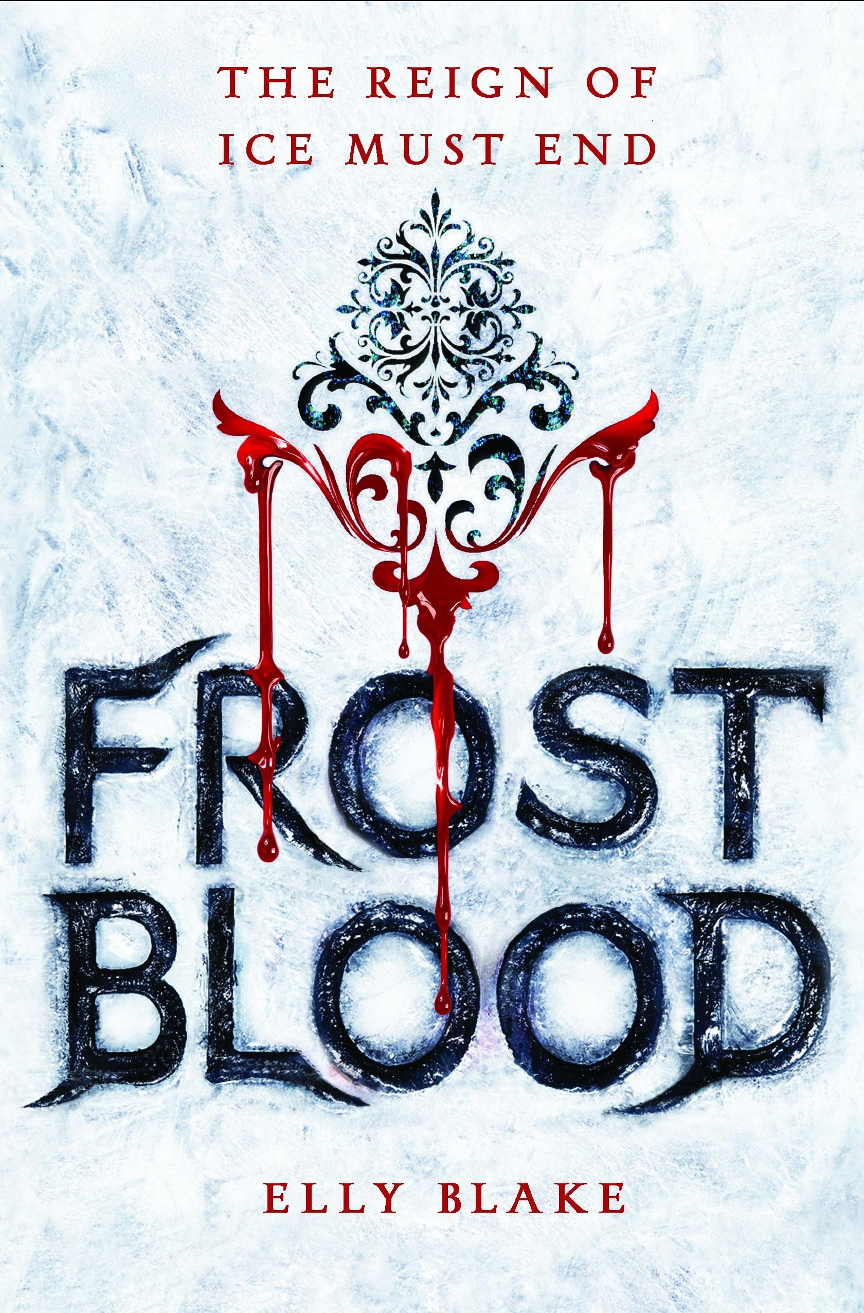 Resultado de imagen para frost blood book 1