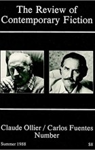 - The Review of Contemporary Fiction : Vol. VIII, #2 : Claude Ollier, Carlos Fuentes