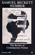 - The Review of Contemporary Fiction : Vol. VII, #2 : Samuel Beckett