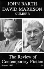 - The Review of Contemporary Fiction : Vol. X, #2 : John Barth, David Markson