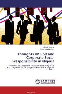 dissertation on corporate social responsibility in nigeria Corporate social responsibility has been recognized as a weapon to survive in global competitive environment this research paper evaluated factors influencing corporate social.