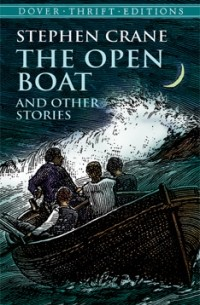 an analysis of naturalism in the open boat and the blue hotel by stephen crane Start studying stephen crane, the open boat, realism & naturalism, & the blue hotel learn vocabulary, terms, and more with flashcards, games, and other study tools.