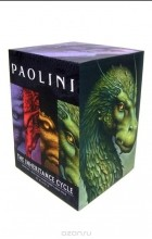 Christopher Paolini - Inheritance Cycle 4-Book Trade Paperback Boxed Set (Eragon, Eldest, Brisingr, Inheritance)