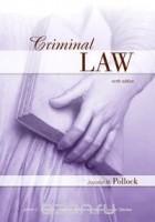 Joycelyn M. Pollock - Criminal Law,