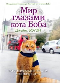 Боуэн Джеймс - Мир глазами кота Боба. Новые приключения человека и его рыжего друга