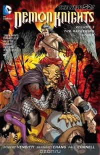 - Demon Knights Vol. 3: The Gathering Storm