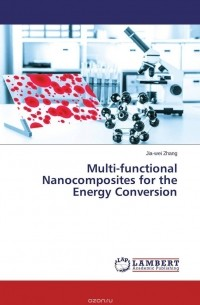 Jia-wei Zhang - Multi-functional Nanocomposites for the Energy Conversion
