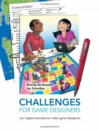 - Challenges for Game Designers