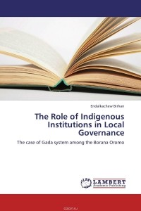 role of institutions