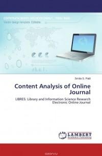 Smita S. Patil - Content Analysis of Online Journal