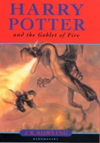 J. K. Rowling - Harry Potter and the Goblet of Fire (audio-book)