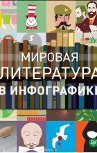 Джоанна Элиот - Мировая литература в инфографике