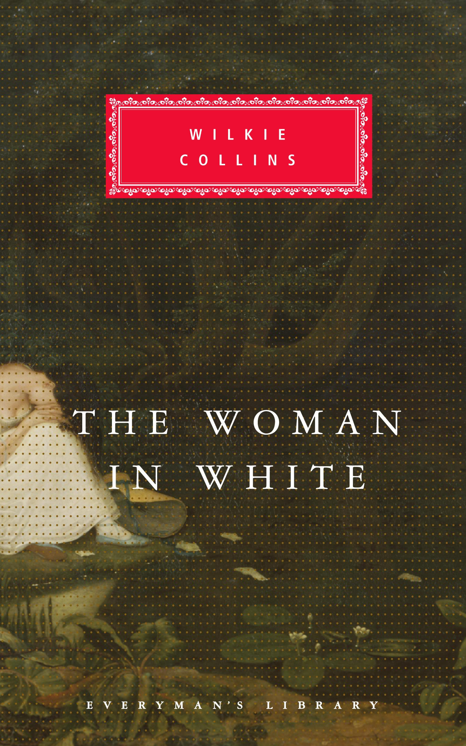 White book woman in the