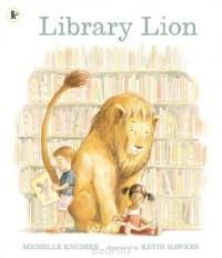 Michelle Knudsen - Library Lion