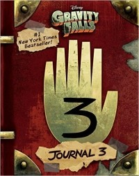 Alex Hirsch - Gravity Falls: Journal 3